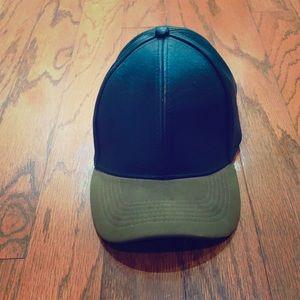 ASOS color block baseball cap